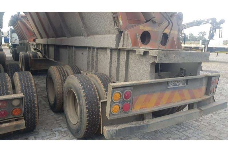 Paramount Side tipper Side Tipper Link Trailers
