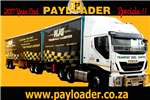 Trailers Payloader Tautliner Payloader Tautliner link 2017
