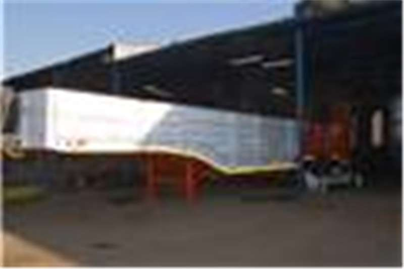 Trailers PR Trailers Lowbed Tri Axle Lowbed 2017