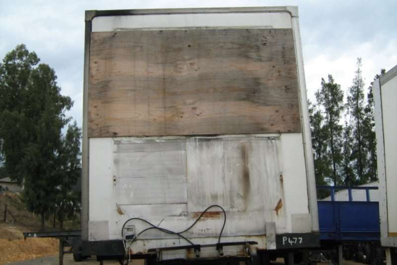 Refrigerated trailer COOLER Trailers
