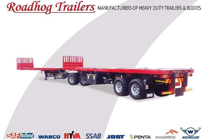 Roadhog Interlink Flat Deck Link Trailers