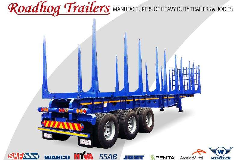 Roadhog Specialist vehicle Timber Link Trailers