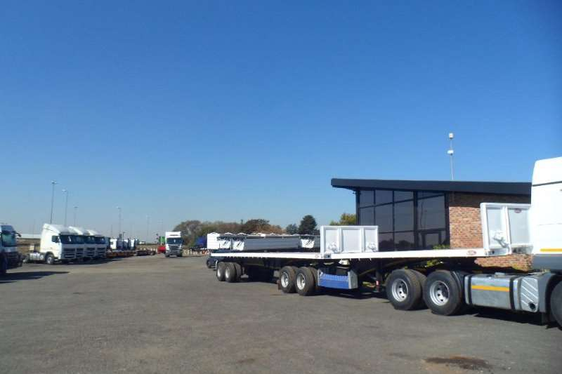 Trailers SA Truck Bodies 2017 NEW SATB 6 X 12 FLAT DECK SUPER LINKS COMPLET 2017