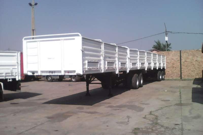 Trailers SA Truck Bodies Dropside Dropside Superlink 2005