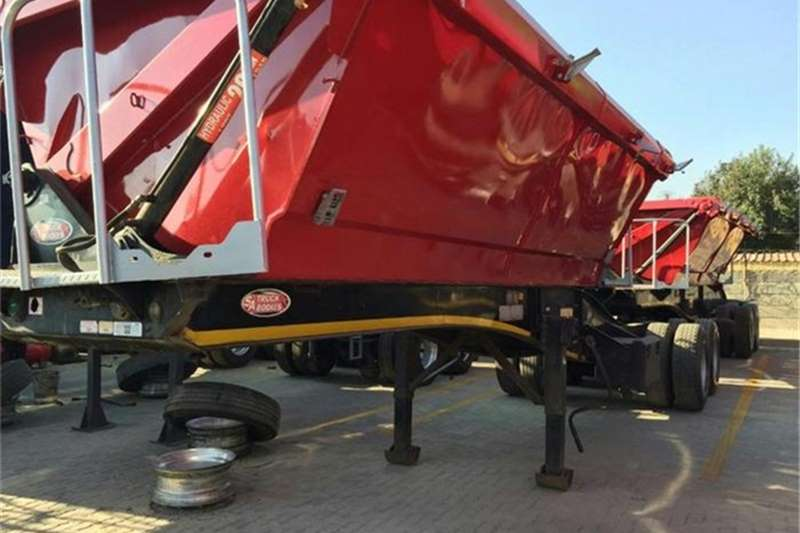 Trailers SA Truck Bodies Side Tipper Link Side Tipper 30m3 2013