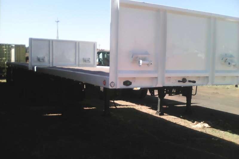 Trailers SA Truck Bodies Superlink Superlink Flatdeck 2013