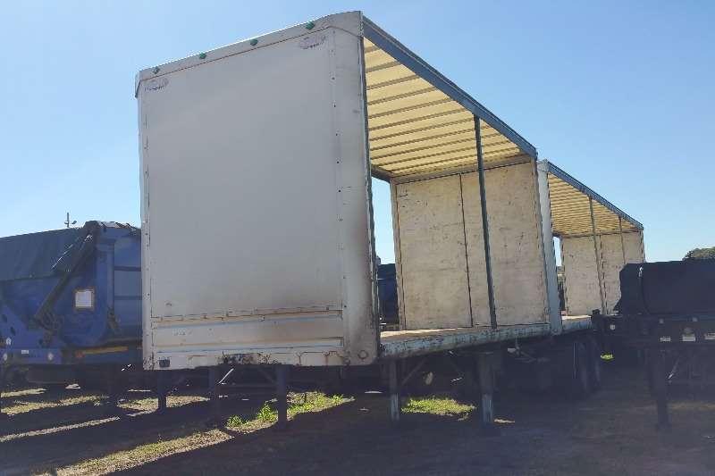 Trailers SA Truck Bodies Tautliner Tautliner Superlink 2013