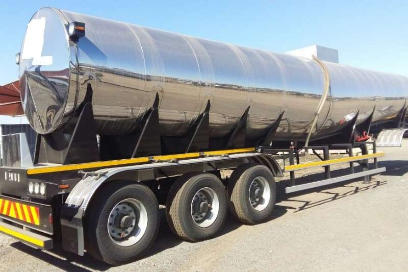 Trailers Samtor Stainless Steel Trailer Various Used Stainless Steel Tankers Available 0