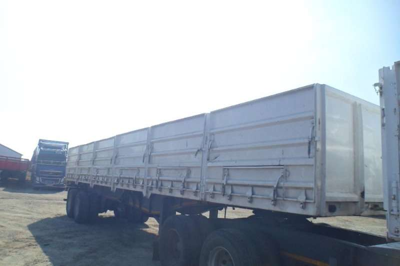 Trailers SATB 6X12 1.2 METER MASS SIDE SUPER LINK 2014