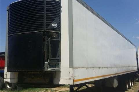 Serco Frigde trailer Trailers