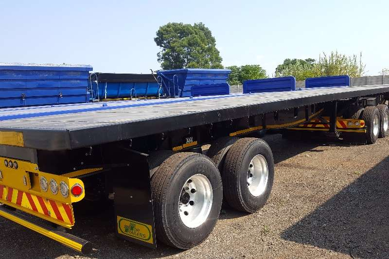 Trailers Top Trailer Superlink TOP TRAILER SUPERLINK (STANDARD RIMS) 0