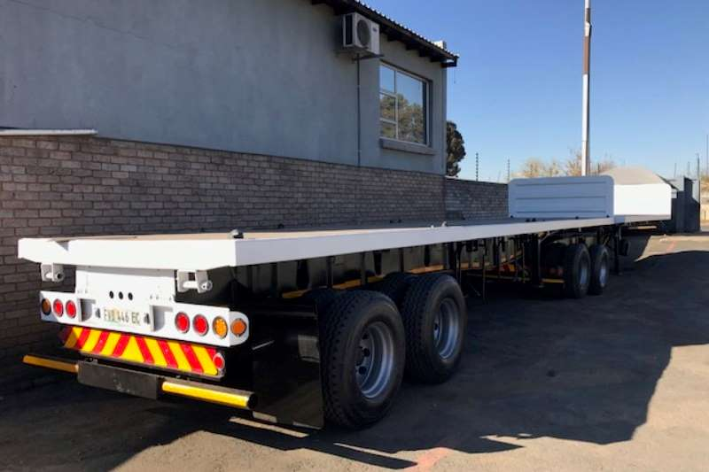 Trailers Top Trailer Superlink USED 2012