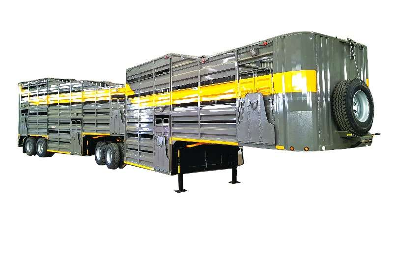 Trailers Trailord Cattle Body Cattle Trailer 0