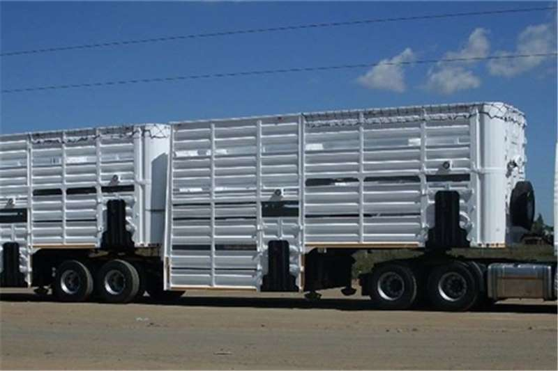 Trailers Trailord Cattle Body Trailord Cattle King Othe 0