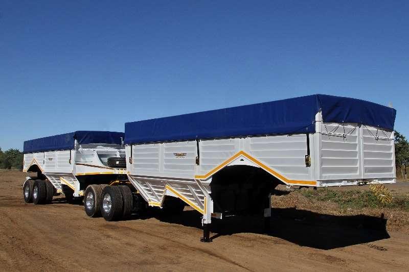 Trailers Trailord Grain Carrier Grain Link 54 m3  0