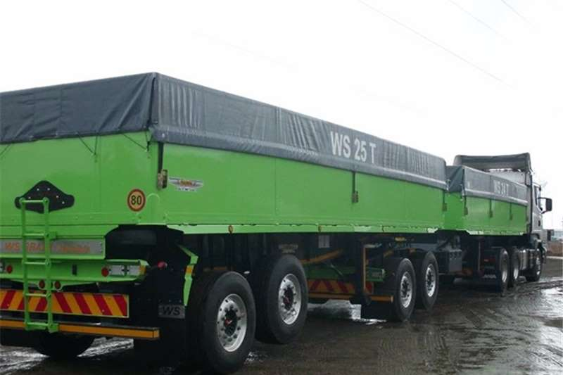 Trailers Trailord Grain Carrier Trailord New Grain loader 55m³ Other 0