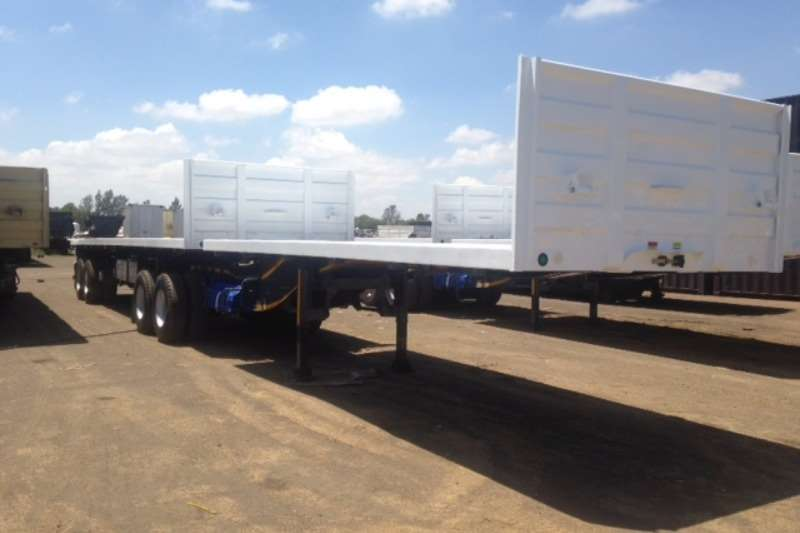 Trailers Trailord New 2016 Flat deck 6/12 Interlink 2016