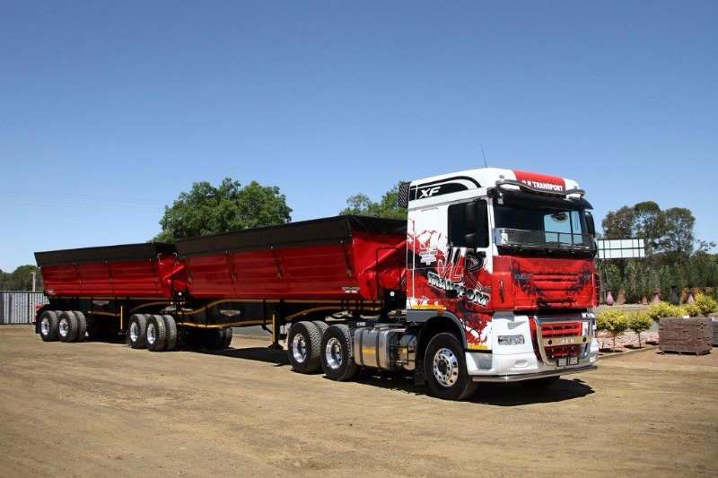 Trailord Side tipper Side Tipper Trailers