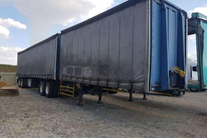 Trailord Tautliner Superlink 5 TO CHOOSE FROM Trailers