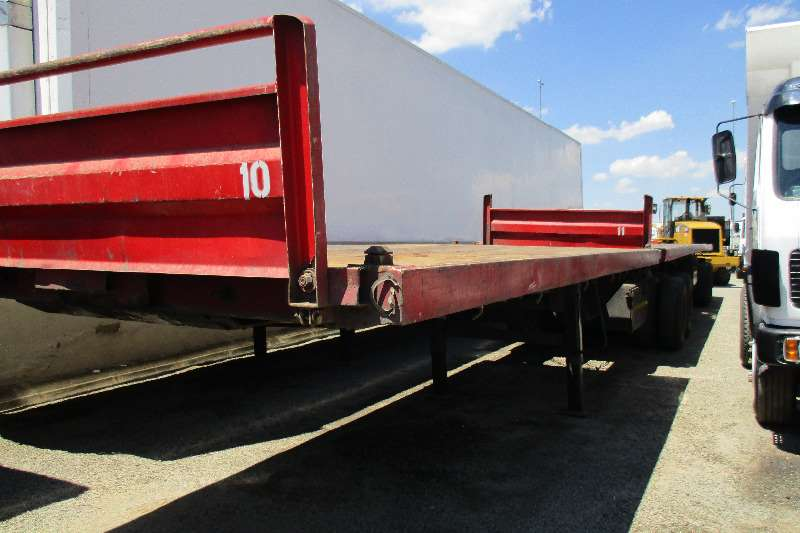 Trailers UBT 6x12 m S/Link 2006