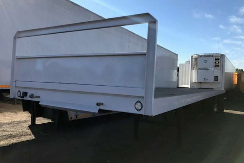 UBT Tri-Axle USED Trailers