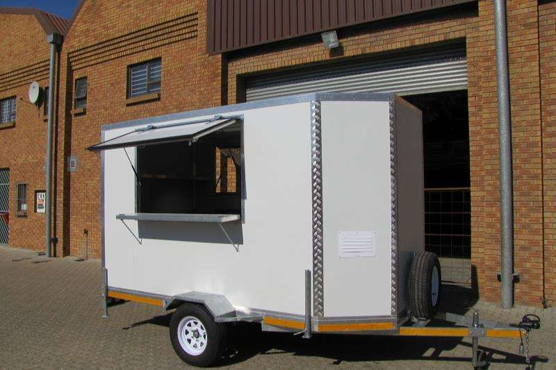 Trailers Western Cape Trailer Custom Inter Food Trailers 2017