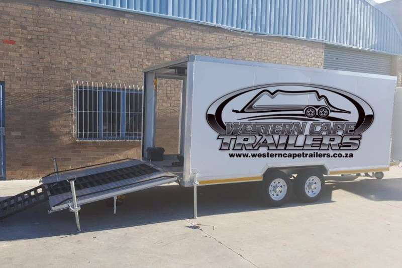 Trailers Western Cape Trailer New Car Transport Trailers 2017