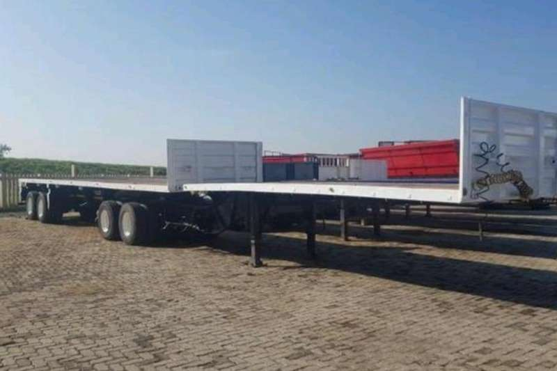 Trailord Trailers Flat Deck Superlink 2010