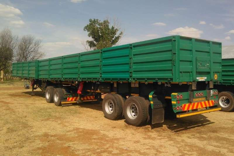 Trailord Side tipper Dropside 7/11 Trailers