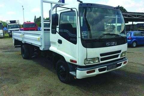 500 5 Ton Dropside Body- Truck