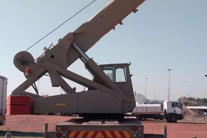 AMC Crane truck DEMAG 50 TON CRANE Truck