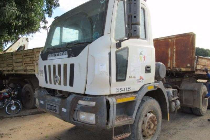 Truck Astra Chassis Cab Astra HD8, 64.45 Mechanical Horse 0