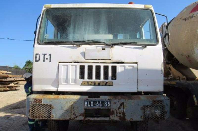 Truck Astra Water Tanker Astra HD 66438A, Left Hand Drive Tanker Truck 0