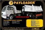 Truck bodies 6 & 10 Cube Rigid Tippers 0