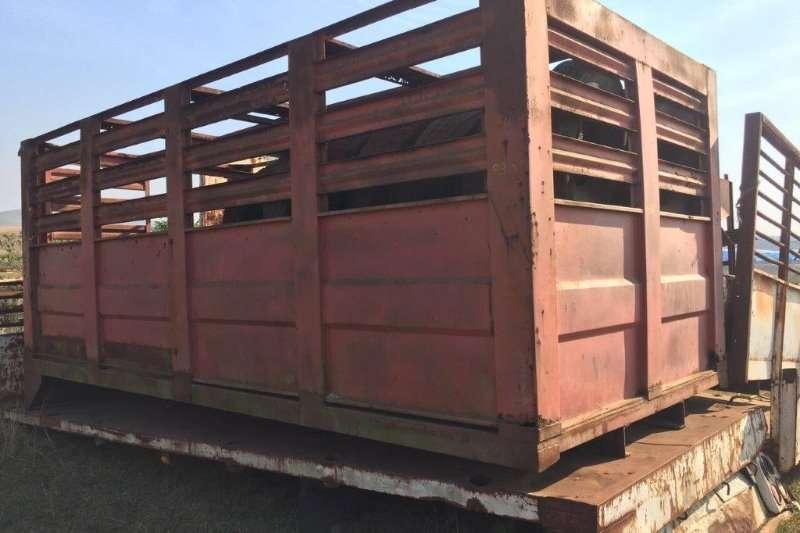 Cattle Bodies Truck bodies