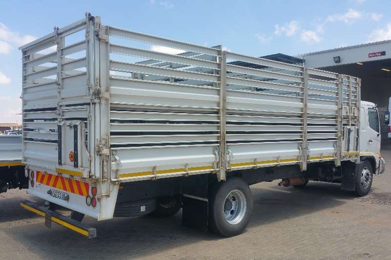 Truck bodies CATTLE/SHEEP BODY (body only) 2015