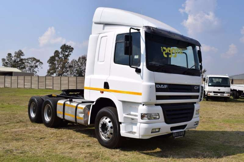 Truck DAF Chassis Cab CF 2005