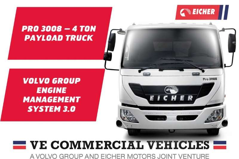 Eicher Chassis cab Eicher Pro 3008   Chassis Cab 4 Ton Truck Truck