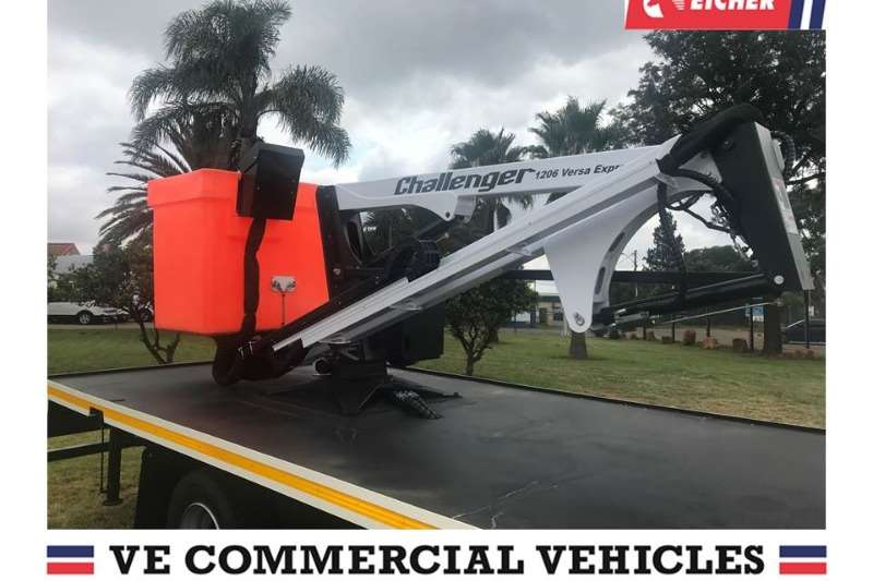 Eicher Cherry picker Eicher Pro 3008   Cherry Picker 4 Ton Truck