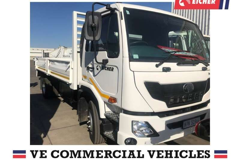 Eicher Dropside Eicher Pro 3008 Drop side   4 Ton Truck Truck