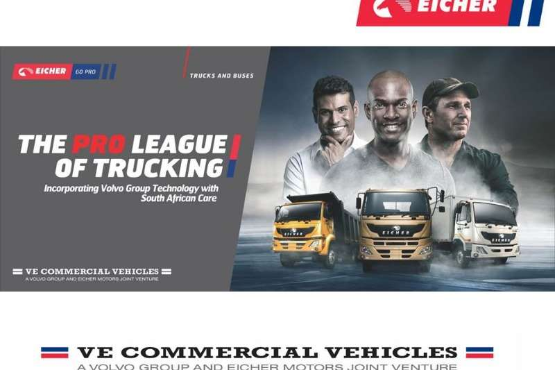 Eicher Roll back Eicher Pro 3008 Roll Back 4 Ton Truck Truck