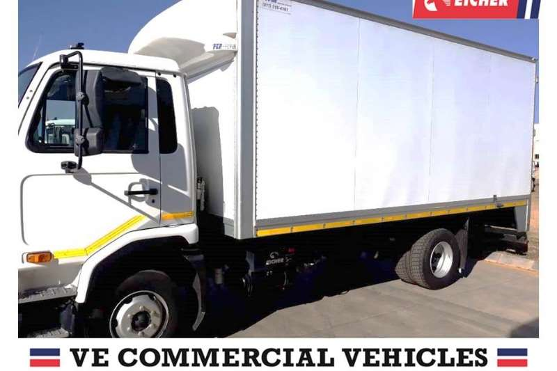 Eicher Van body Eicher Pro 3008   Van Body 4 Ton Truck