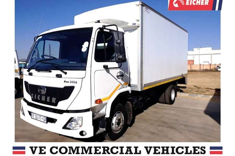 Eicher Van body Eicher Pro 3008   Van Body 4 Ton Truck Truck