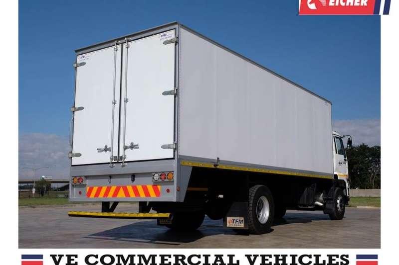 Eicher Van body Eicher Pro 6016   Van Body 8 Ton Truck