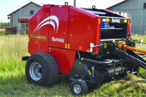 Truck Enorossi 1.2m Baler- 0