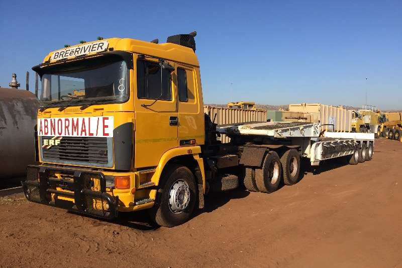 Truck ERF Other ERF 480 TRUCK 2010