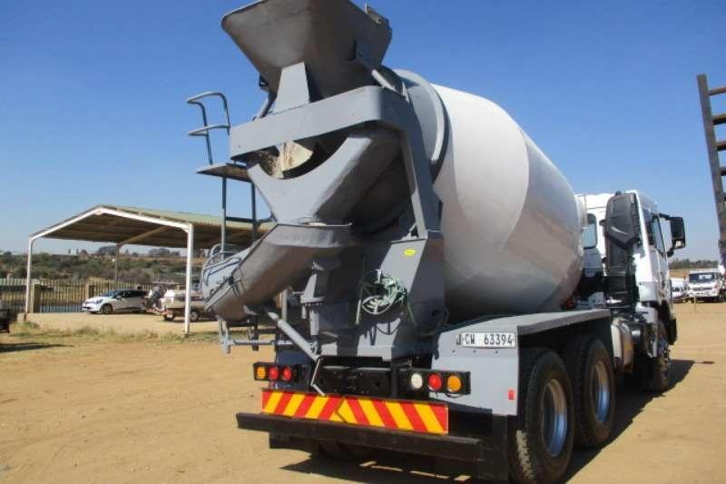 FAW Concrete mixer FAW 33.330 CONCRETE MIXER Truck