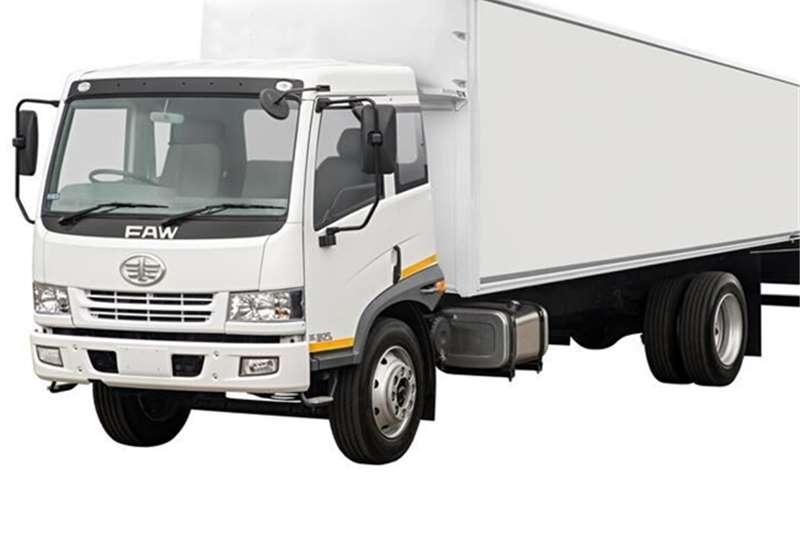 Truck FAW Curtain Side 15.180FL (8Ton) New 2017