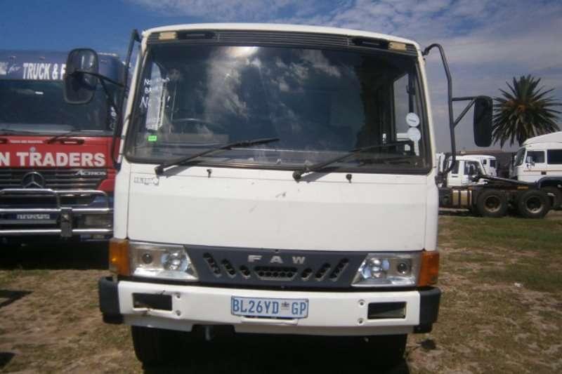 FAW Tipper 15 180FD Truck
