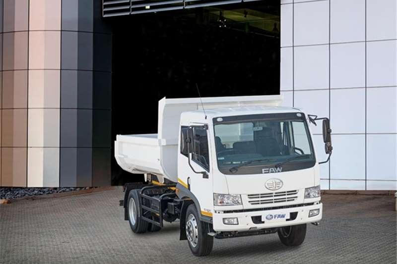 FAW Tipper 15.180FD   6m3 Tipper Truck